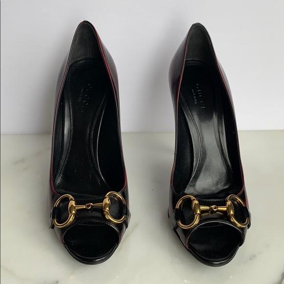 Gucci size 7 1/2 Stiletto Heels